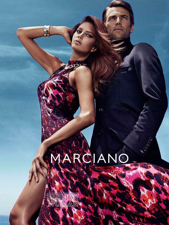 Осенняя рекламная кампания Guess by Marciano фото №6