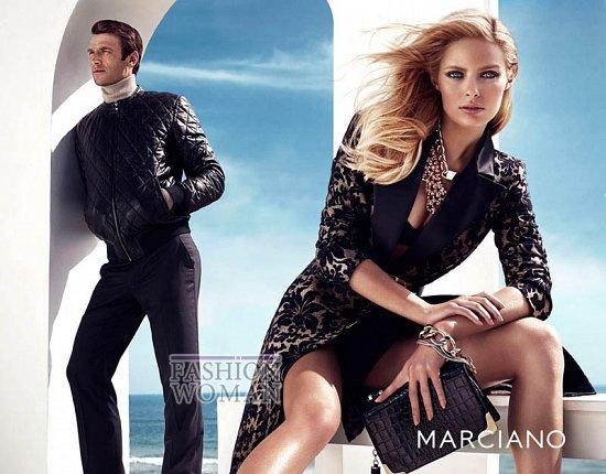 Осенняя рекламная кампания Guess by Marciano фото №7