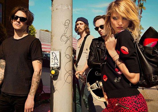 Осенняя рекламная кампания Juicy Couture фото №5