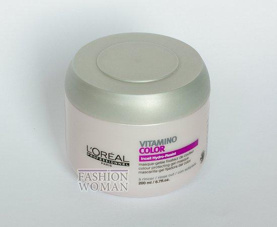 Отзыв: маска для окрашенных волос L'Oreal Professionnel Vitamino Color Mask фото №2