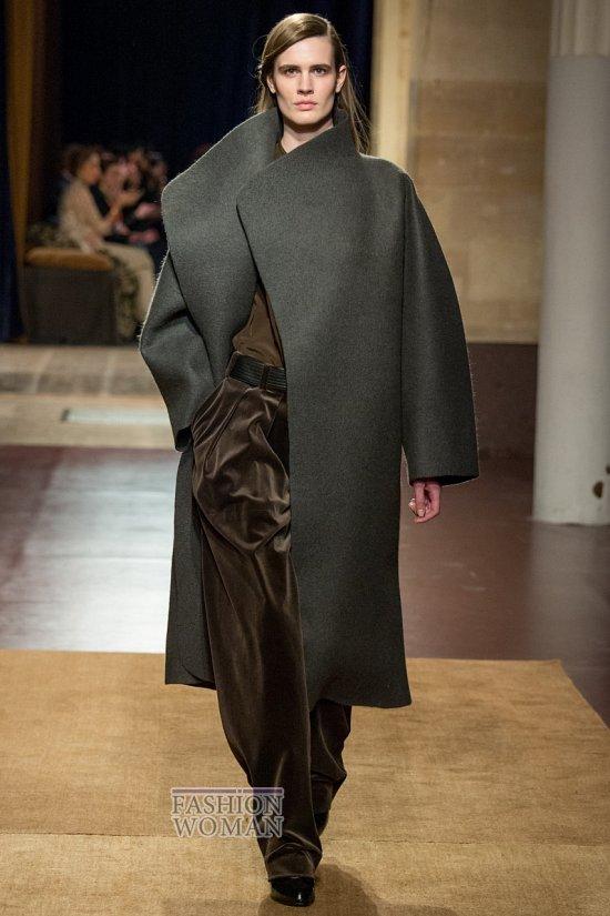 широкое пальто