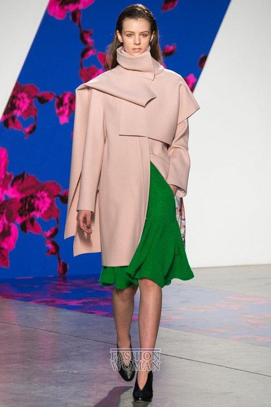 женские пальто осень 2014