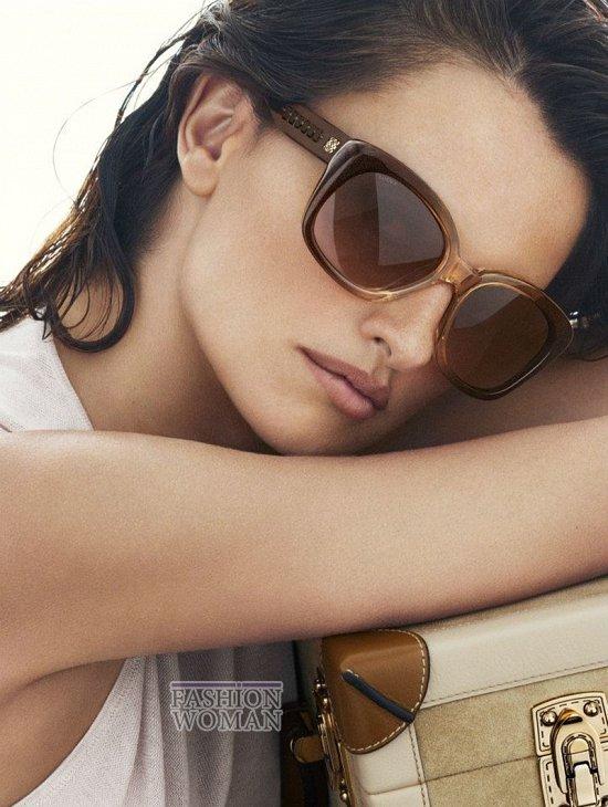 Пенелопа Крус в весенне-летней рекламной кампании Loewe фото №5