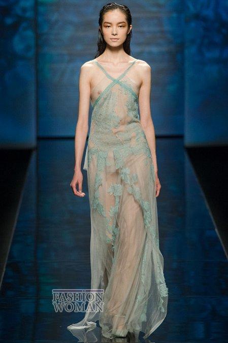 Платье-комбинация весна-лето 2013 фото №11