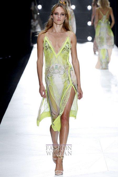 Платье-комбинация весна-лето 2013