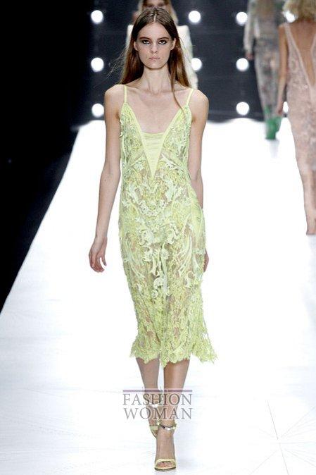 Платье-комбинация весна-лето 2013 фото №5