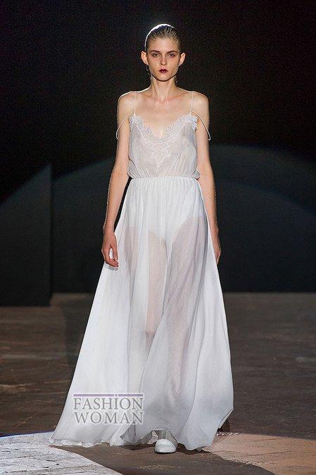 Платье-комбинация 2013