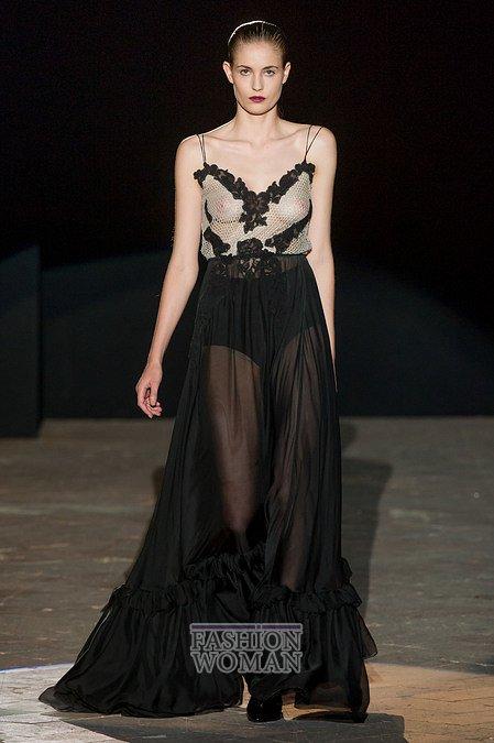 Платье-комбинация весна-лето 2013 фото №8