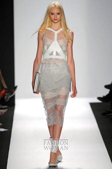 Платье-комбинация весна-лето 2013 фото №10