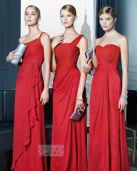 Платья на выпускной 2015 фото №38