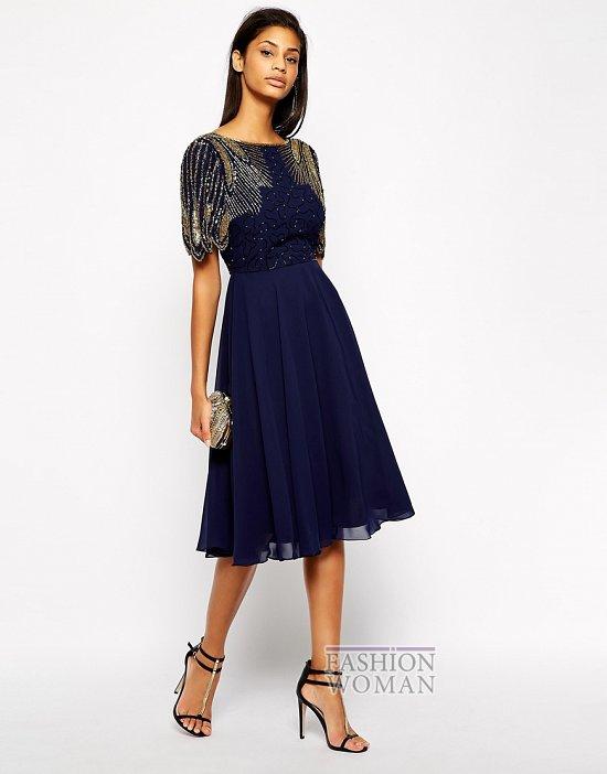 Платья на выпускной 2015 фото №12
