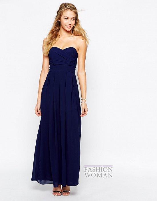 Платья на выпускной 2015 фото №11