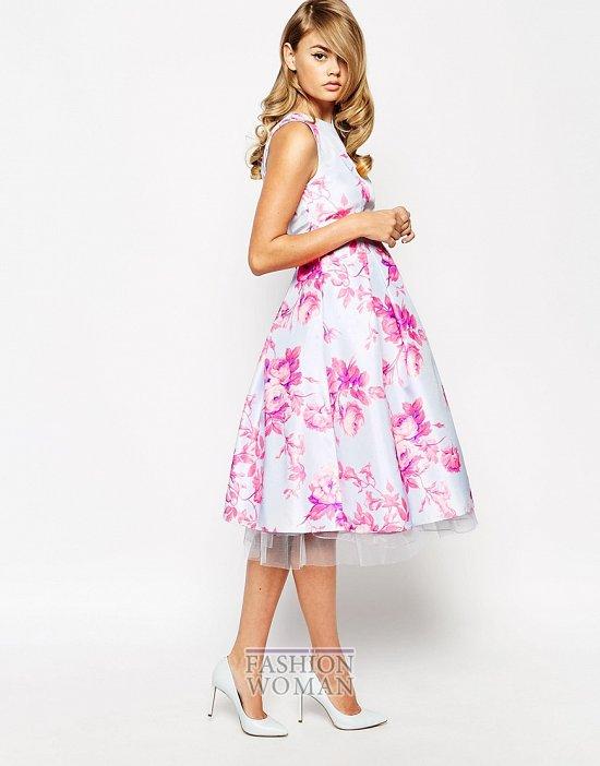 Платья на выпускной 2015 фото №32