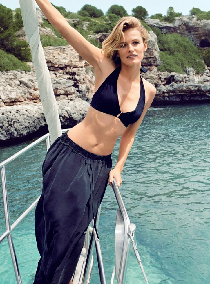 Пляжная коллекция Zara Home лето 2016 фото №6