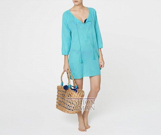 Пляжная мода лето 2014: коллекция Oysho фото №32