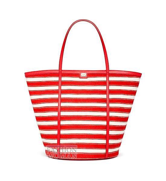 Пляжные сумки лето 2013