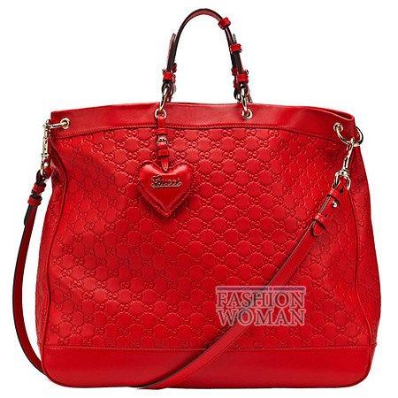 Подарки на День Святого Валентина от Gucci фото №2