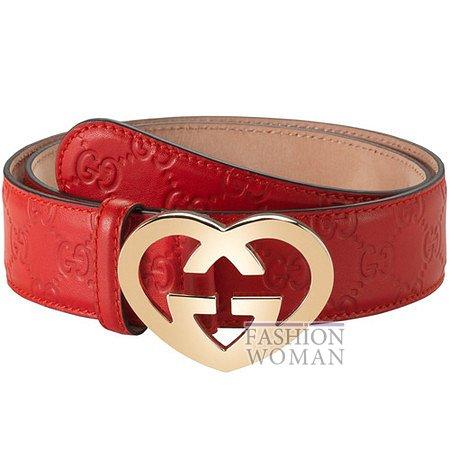 Подарки на День Святого Валентина от Gucci фото №12