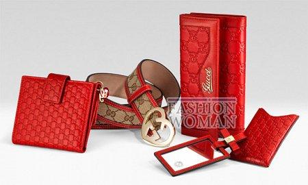 Подарки на День Святого Валентина от Gucci фото №13