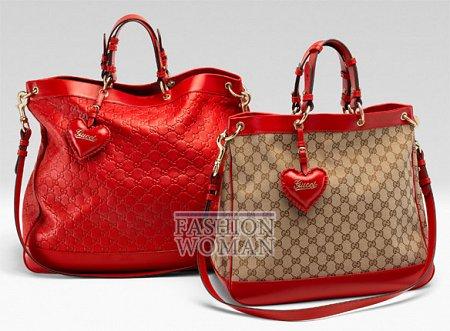Подарки на День Святого Валентина от Gucci фото №14
