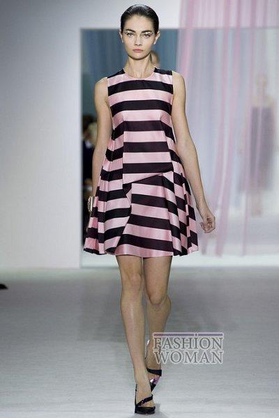 платье Christian Dior