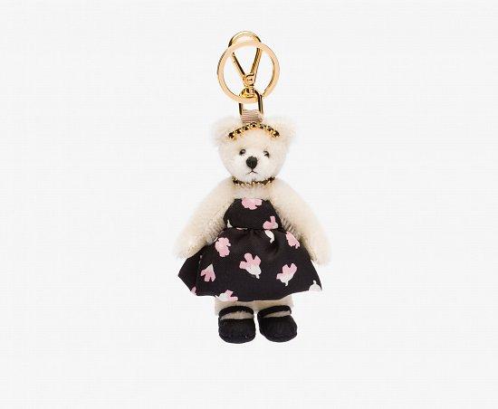Праздничная коллекция аксессуаров Prada Bear Charms for Holiday фото №2