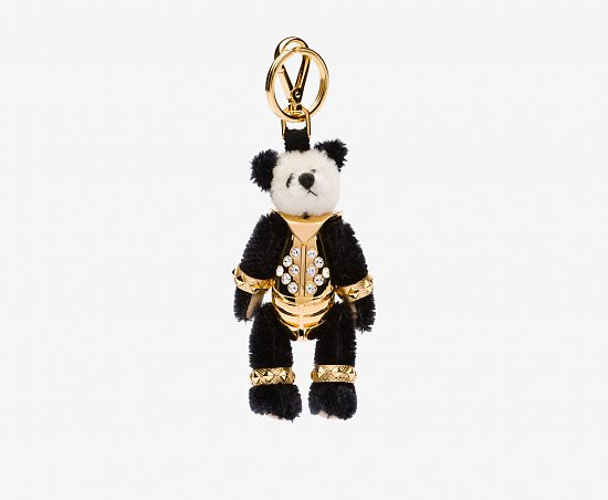 Праздничная коллекция аксессуаров Prada Bear Charms for Holiday фото №3