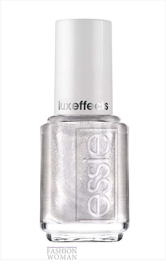 Праздничная коллекция Essie Luxeffects  фото №4