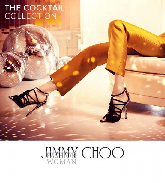 Праздничная коллекция Jimmy Choo The coctail collection