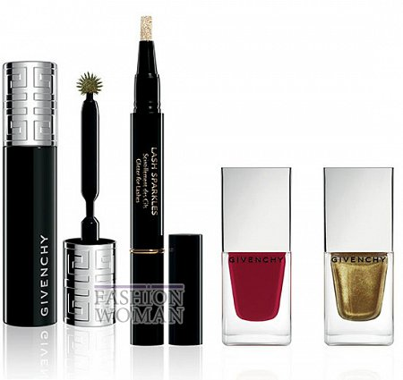 Праздничная коллекция макияжа Givenchy фото №3