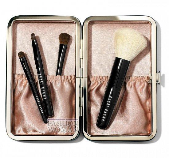 Праздничная коллекция макияжа от Bobbi Brown фото №9