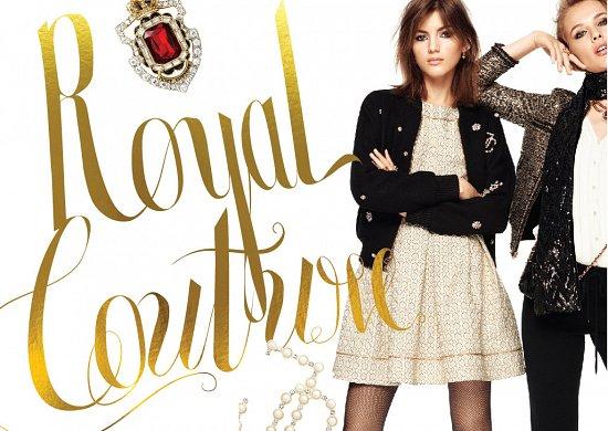 Праздничный лукбук Juicy Couture holiday 2015