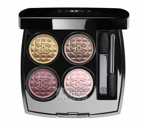 Праздничный макияж Chanel Holiday 2012 фото №1