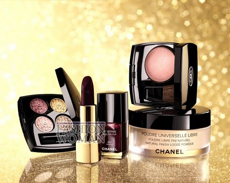 Праздничный макияж Chanel Holiday 2012 фото №11