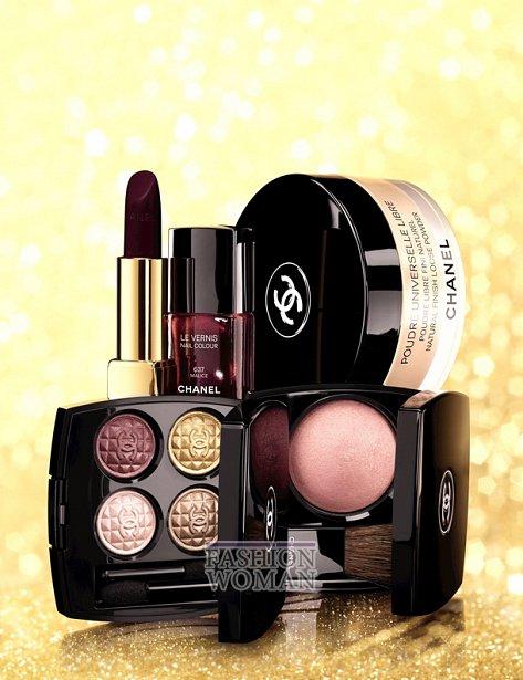 Праздничный макияж Chanel Holiday 2012 фото №12