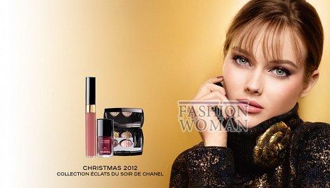 Праздничный макияж Chanel Holiday 2012 фото №13