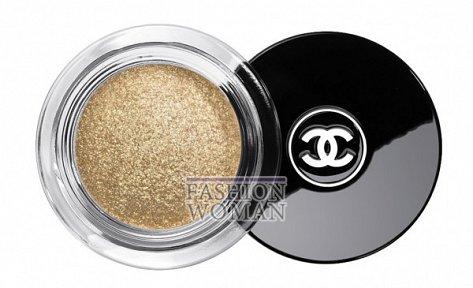 Праздничный макияж Chanel Holiday 2012 фото №3