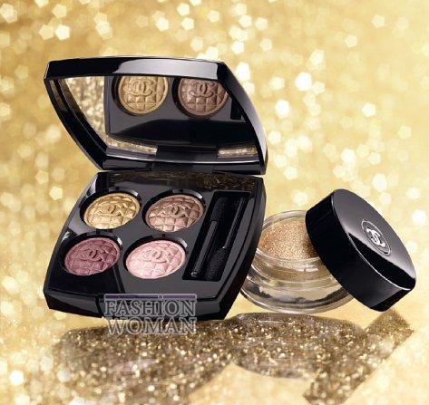 Праздничный макияж Chanel Holiday 2012 фото №4