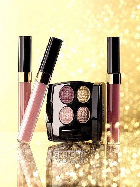 Праздничный макияж Chanel Holiday 2012 фото №10