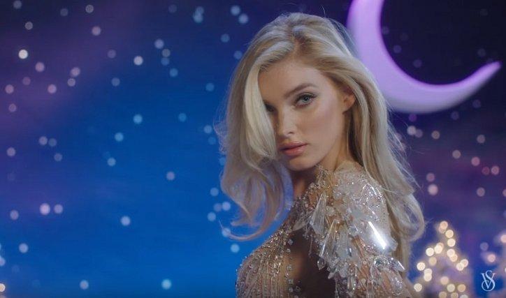 "Праздничное видео от ""Ангелов"" Victoria's Secret фото №2"