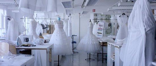 Процесс создания платья Dior Haute Couture фото №1