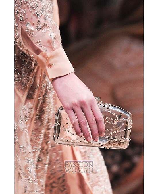 Прозрачные аксессуары - модный тренд лета фото №33