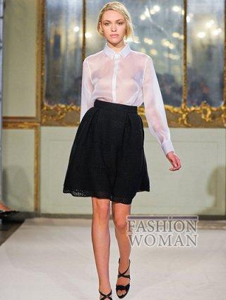расклешенная юбка с завышенной талией выкройка