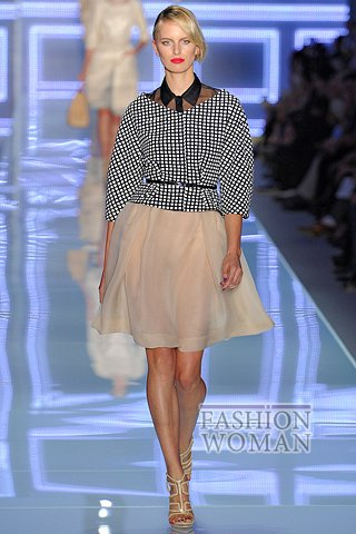 Юбка Christian Dior весна-лето 2012