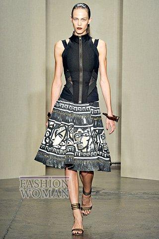 Расклешенные юбки - модный тренд весны фото №10
