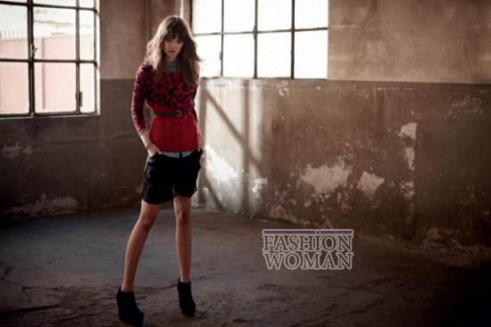 Рекламная кампания Calliope осень-зима 2013-2014 фото №6
