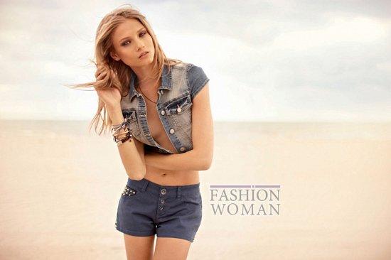 молодежная мода весна-лето 2013