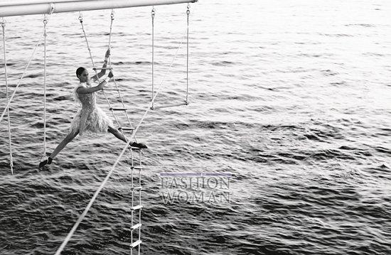 Рекламная кампания Chanel весна 2012 фото №2