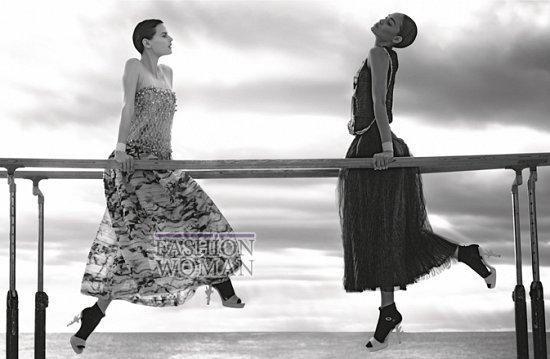 Рекламная кампания Chanel весна 2012 фото №3