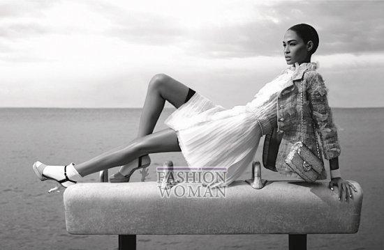 Рекламная кампания Chanel весна 2012 фото №4